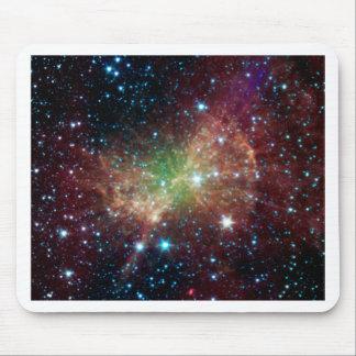 Dumbbell Nebula Mouse Pad