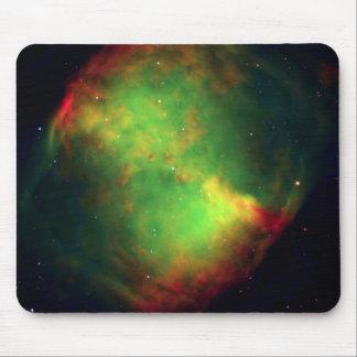 Dumbbell Nebula Mousepads
