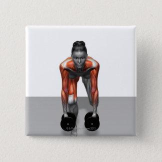 Dumbbell Single Leg Deadlift 3 Button