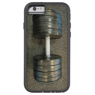 Dumbbell Weight Tough Xtreme iPhone 6 Case