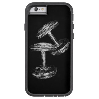 Dumbbell Weightlifting Phone Case