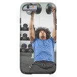 Dumbbellls Funda De iPhone 6 Tough