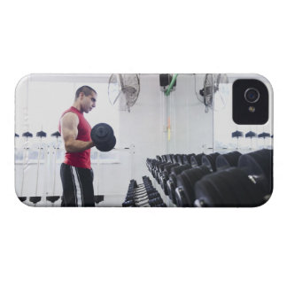 Dumbbells 2 iPhone 4 cover