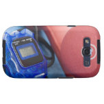 Dumbbells and stopwatch samsung galaxy SIII covers