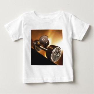 Dumbbells Baby T-Shirt