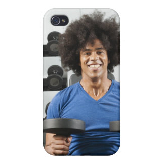 Dumbbells iPhone 4 Cases
