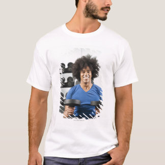 Dumbbells T-Shirt