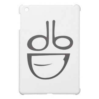 dumbDesign Logo iPad Mini Covers