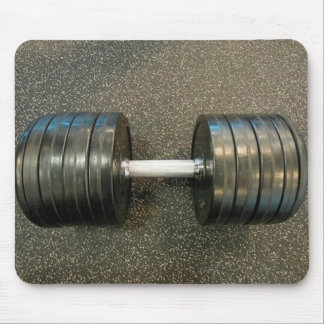 Dumbell Mouse Pad