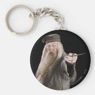 Dumbledore Keychain