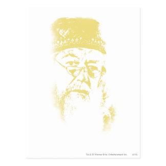 Dumbledore Postcards