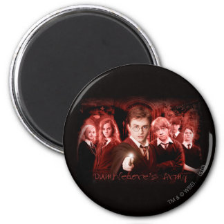 DUMBLEDORE'S ARMY™ 2 INCH ROUND MAGNET