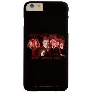 DUMBLEDORE'S ARMY™ BARELY THERE iPhone 6 PLUS CASE