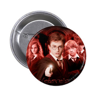 DUMBLEDORE'S ARMY™ PINBACK BUTTON