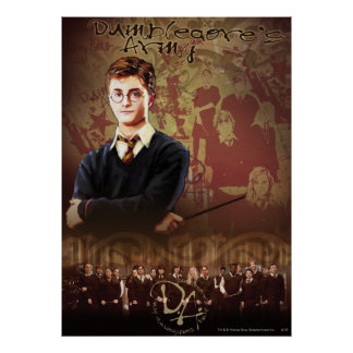 DUMBLEDORE'S ARMY™ POSTERS