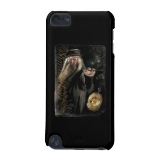 Dumbledore Script Logo iPod Touch (5th Generation) Cover