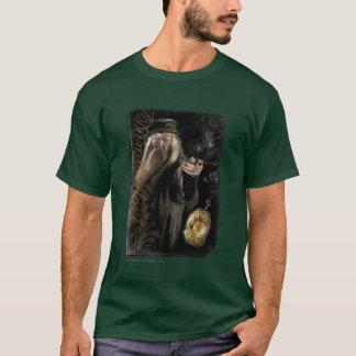 Dumbledore Script Logo T-Shirt