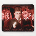 Dumbledore's Army 2 mousepad