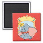 Dumbo 2 Inch Square Magnet