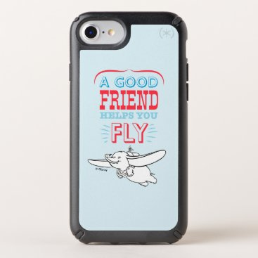 Dumbo | A Good Friend Helps You Fly Speck iPhone Case