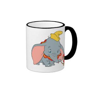 Dumbo and JoJo Ringer Coffee Mug