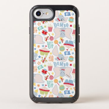 Dumbo and Timothy Roll Up Pattern Speck iPhone Case