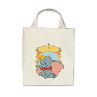 Dumbo Canvas Bags