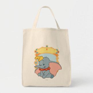 Dumbo Bolsa Tela Para La Compra