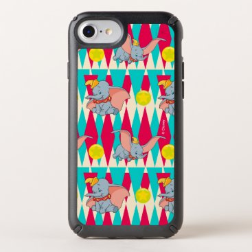 Dumbo Bright Circus Pattern Speck iPhone Case