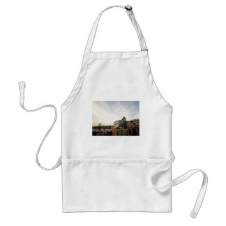 Dumbo Brooklyn Skyline Adult Apron