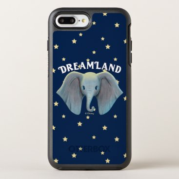 Dumbo | Cute Large Ears Painted Art OtterBox Symmetry iPhone 8 Plus/7 Plus Case