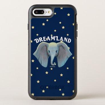 Dumbo   Cute Large Ears Painted Art OtterBox Symmetry iPhone 8 Plus/7 Plus Case