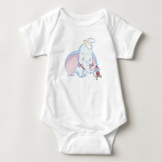 Dumbo Dumbo and Timothy Q. Mouse talking T Shirt