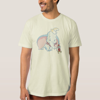 Dumbo Dumbo and Timothy Q. Mouse talking T-shirt