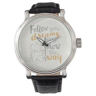 Dumbo | Follow Your Dreams Wrist Watch