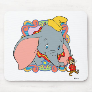 Dumbo is smiling Mouse Pad