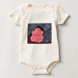 Dumbo Octopus Baby Bodysuit