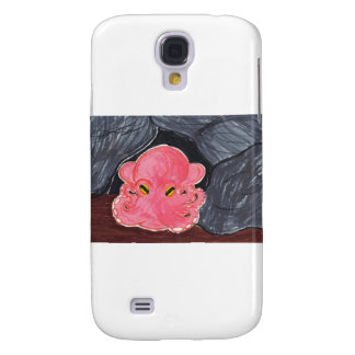 Dumbo Octopus Galaxy S4 Cover