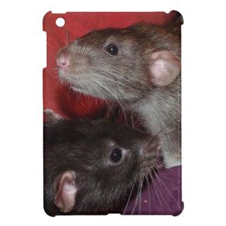 Dumbo rat brothers iPad mini case