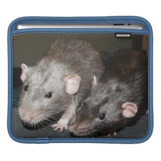 Dumbo rat brothers iPad sleeve