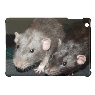dumbo rats iPad mini case