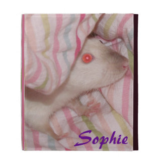 Dumbo rats 'sophie' Caseable iPad Folio Case