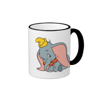 Dumbo Ringer Coffee Mug