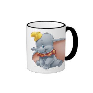 Dumbo Sitting Ringer Mug