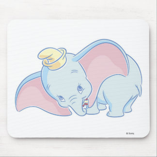 Dumbo standing mouse pad