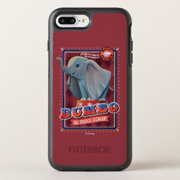 "Dumbo | ""The Miracle Elephant"" Circus Art OtterBox Symmetry iPhone 8 Plus/7 Plus Case"