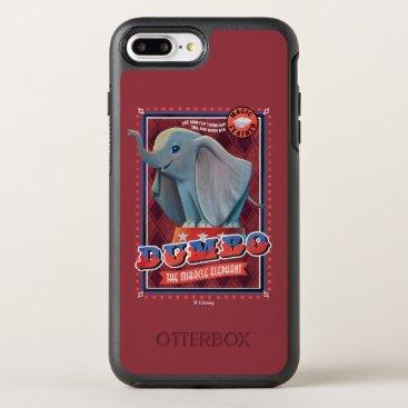 "Dumbo   ""The Miracle Elephant"" Circus Art OtterBox Symmetry iPhone 8 Plus/7 Plus Case"