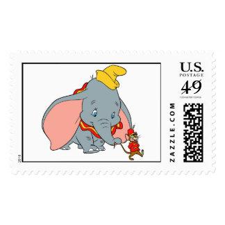 Dumbo y JoJo Sellos