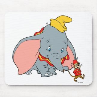 Dumbo y JoJo Tapetes De Raton
