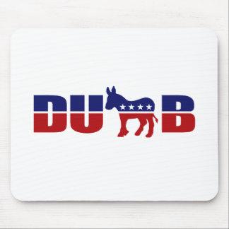 Dumbocrat Mouse Pad